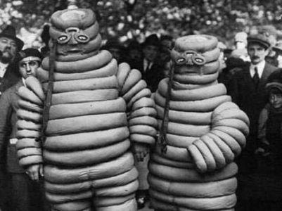 1984'den Günümüze Michelin'in Logo ve Reklam Hikayesi