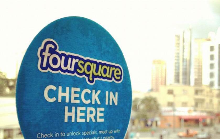 Microsoft'tan Foursquare'e Yatırım