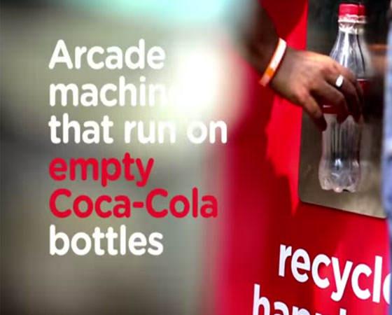 Coca Cola'dan Çevreci Hareket