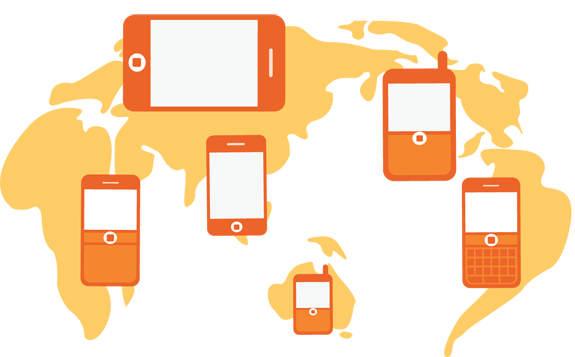 Küresel Reklam Pazarı Mobille Büyüyecek!