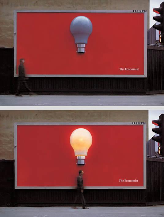 The Economist - Light Bulb