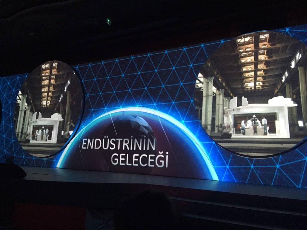 Endüstrinin Geleceği General Electric Türkiye'nin Etkinliğinde Konuşuldu