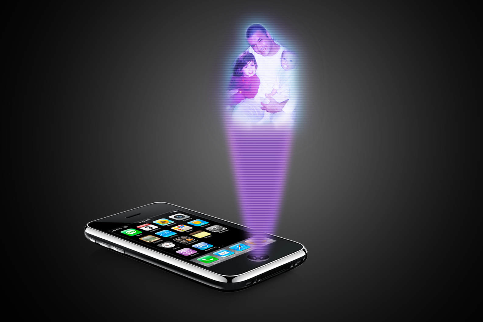 Dijital Dünyada Hologram'a Akıllı Telefon Perspektifinden Bakmak