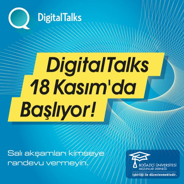 Dijital dünyanın duayenleri DigitalTalks Sohbahar'14'te!