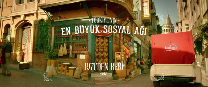 Türkiye'nin En Büyük Sosyal Ağı: Tadım