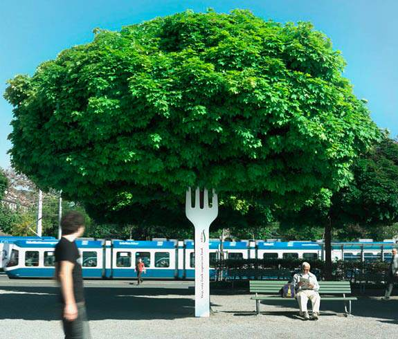Creative-Ambient-Ads-tibits-fork