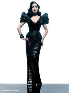 Francis-Bitonti-Dita-3D-Dress-2