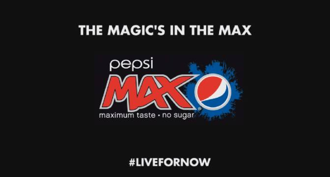 Pepsi Max'tan Zaman Tüneli