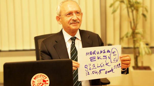 CHP'den Dijital Açılım: Ekşi Sözlük
