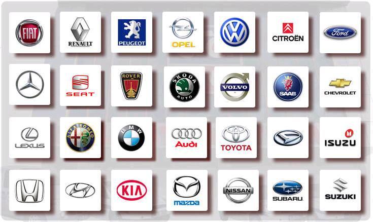 Otomobil Sektöründe Logoların Tarihi