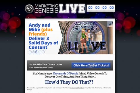 marketing-genesis-açılış-sayfası