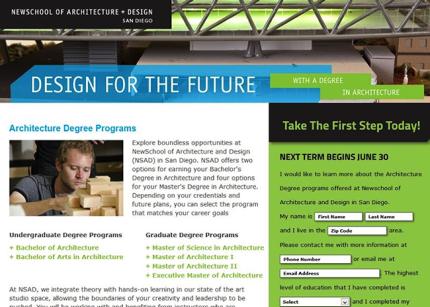 newschool-architecture-design-açılış-sayfası