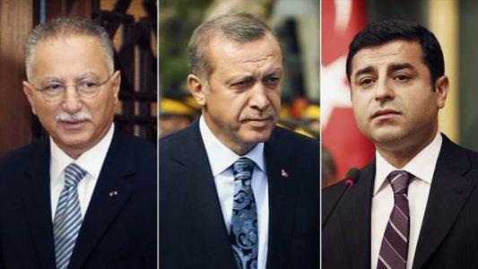 Cumhurbaşkanı Adaylarının Seçim Stratejileri: Ekmeleddin İhsanoğlu