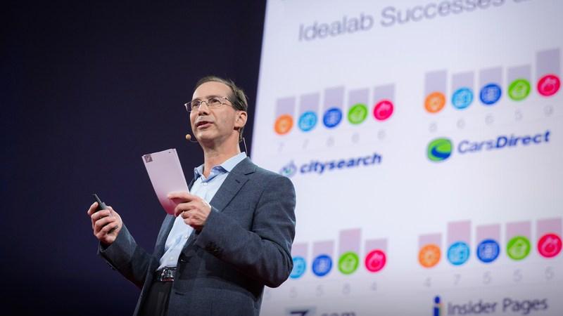 Bill Gross: Genç Şirketleri Başarısız Yapan Nedir?
