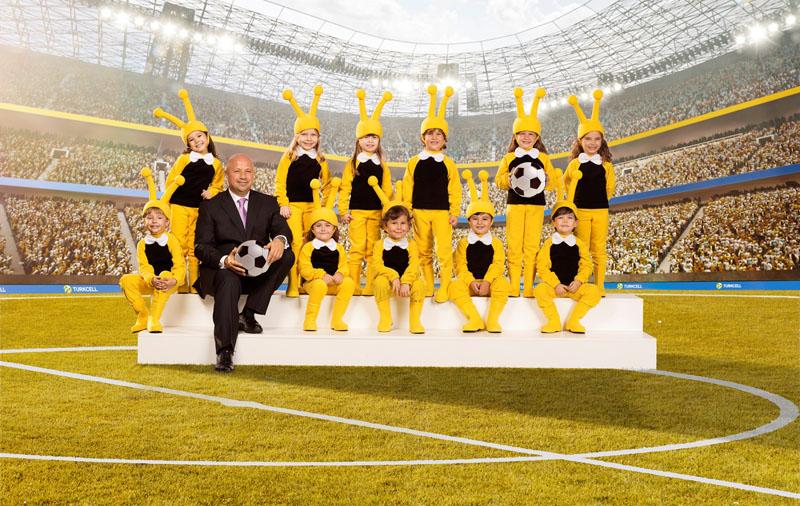 Turkcell Süper Lig'in İletişim Sponsoru Oldu