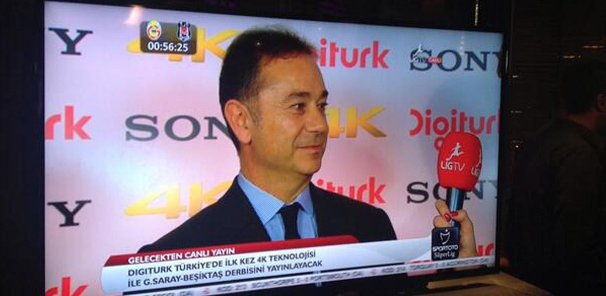 Digiturk'ten TRT'ye Yalanlama