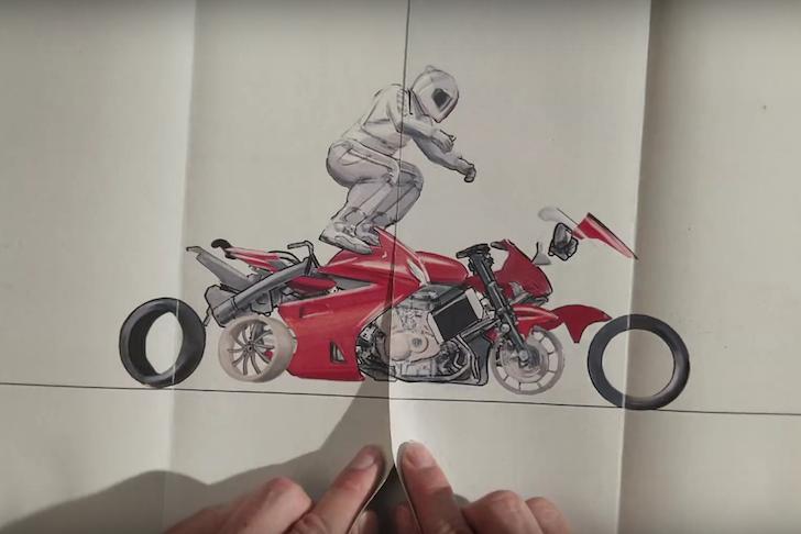Honda'dan Pazarlamacılara Stop Motion Dersi
