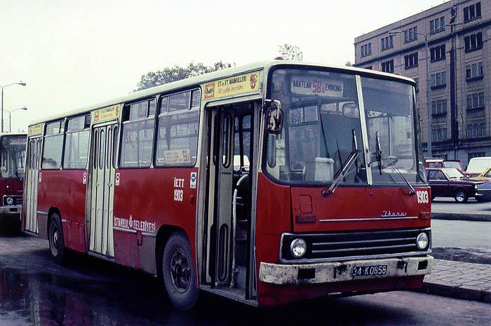 ikarus-otobüs