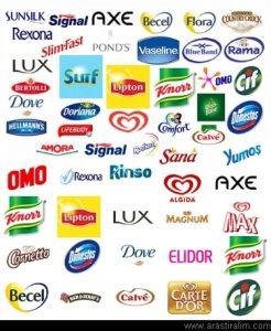 Unilever-Ürünleri