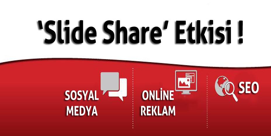 İçerik Pazarlamasında Slide Share Etkisi