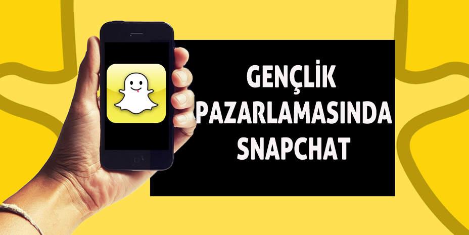 Gençlik Pazarlaması Yapacakların Dikkatine: Snapchat