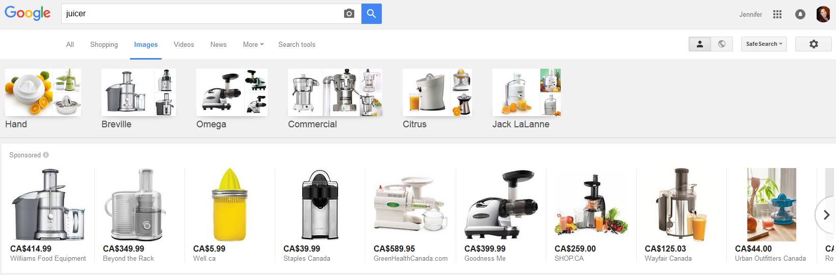 google pla görsel