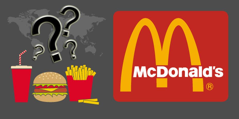 McDonald's Hakkında Muhtemelen Daha Önce Duymadığınız 10 Gerçek