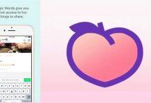 peach-uygulamasi