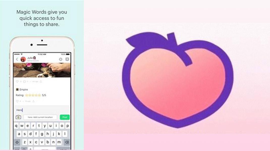 Vine'nın Kurucusundan Yeni Bir Uygulama Daha: Peach