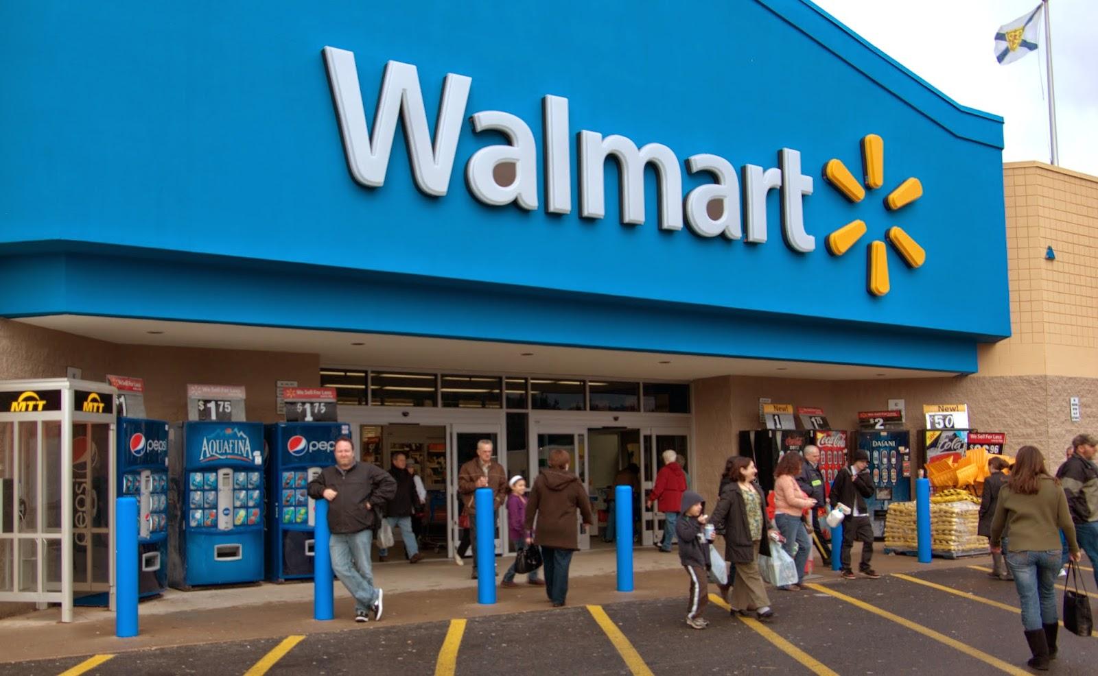 E-Ticaret'e Yenilen Walmart 269 Mağazasını Kapatıyor