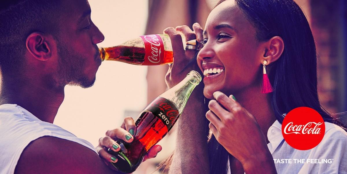 """Coca Cola'dan Yeni Marka Stratejisi: """"Tadını Çıkar! """""""
