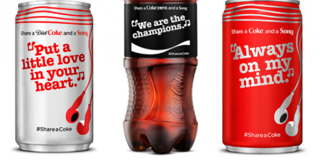 Coca-Cola Tüm Dünyaya Şarkılar Söyletecek!