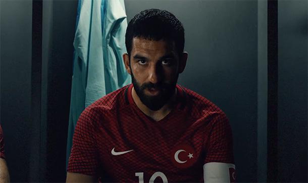 """Nike'dan Milli Takıma Yeni Reklam Filmi: """"Oyunu Harekete Geçir"""""""