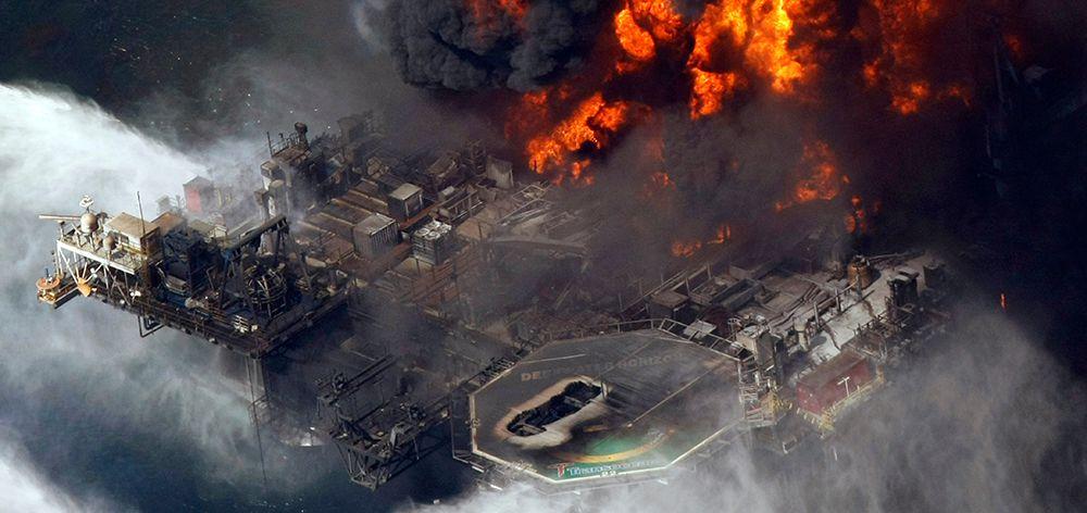 British Petroleum Tarihin En Büyük Cezasını Ödeyecek: 20 Milyar $