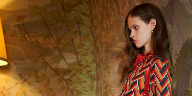 Gucci'nin Yeni Reklamı Modellerin 'Aşırı Zayıflığı' Nedeniyle Yasaklandı!