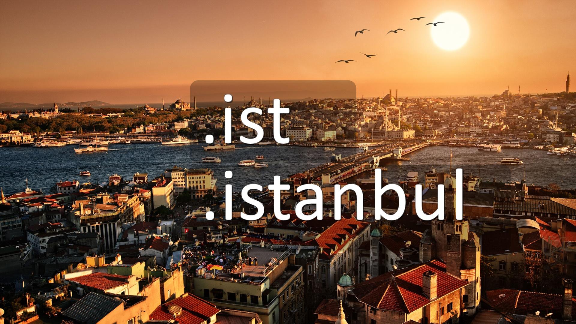Profesyoneller ve Girişimciler için Yeni Fırsat: .ist ve .istanbul Domainleri