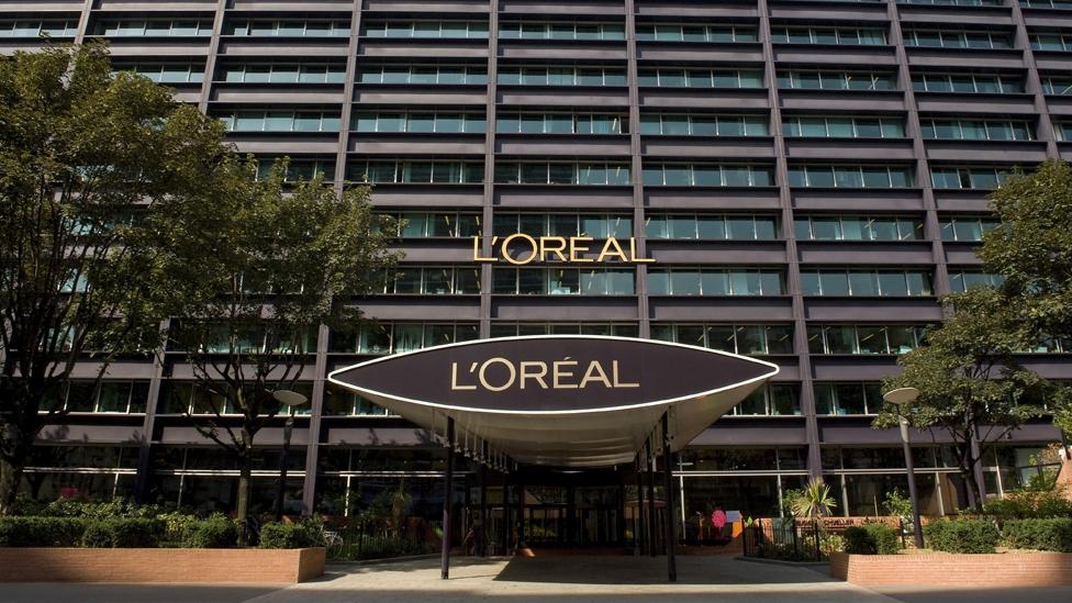 loreal binası