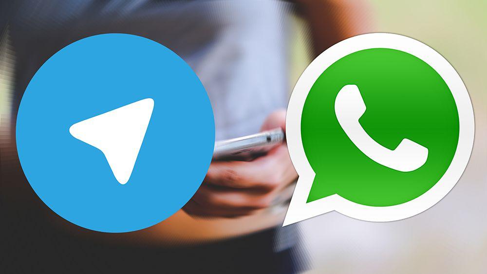 Whatsapp'a Güncelleme Geldi, Telegram Bitti