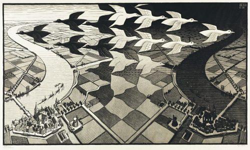 M.C Escher - Kariyer Tercihleri