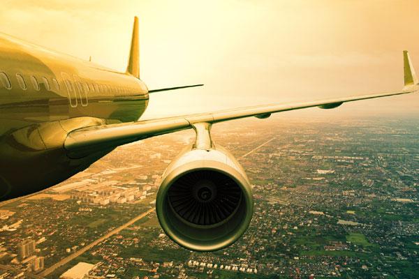 """""""Boeing"""" Uçak Gürültüsünden Elektrik Üretecek"""