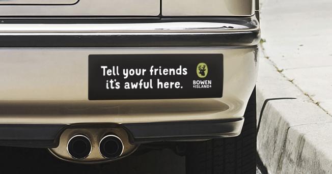 Bowen Adası'ndan İlgi Çeken Anti-Turizm Kampanyası!