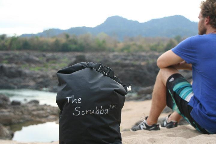 Her Yere Götürebileceğiniz Bir Çamaşır Makinası: The Scrubba