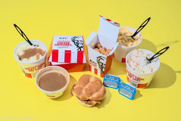Günlük Almanız Gereken 2000 Kaloriye Fast-Food Restoranlarından Bakın!