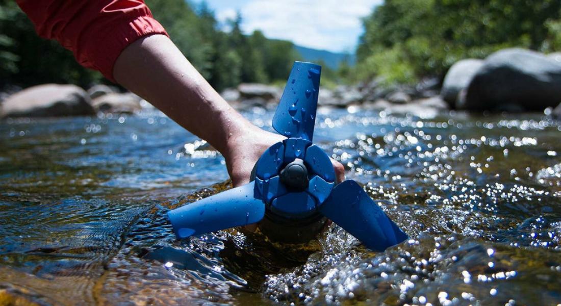 Maceracı Bünyelere Özel: Suyun Gücü ile Elektrik Üretebilen Jeneratör Estream