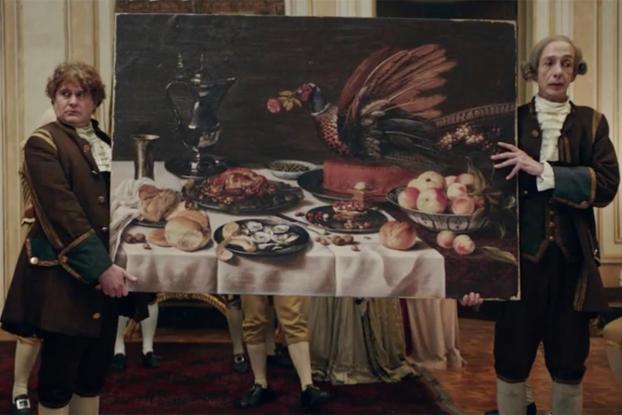 17. Yüzyılda Yemek Fotoğrafları 'Instagramlamak'!