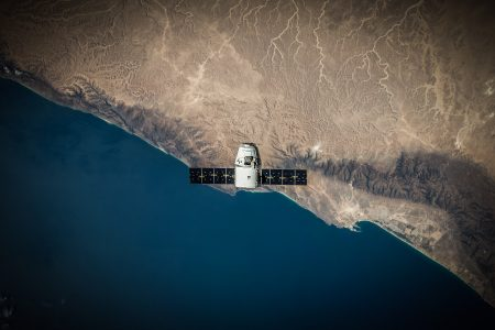 A photo by SpaceX. unsplash.com/photos/VBNb52J8Trk