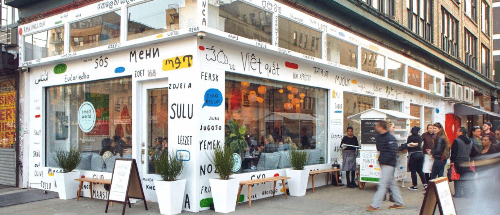 Google Translate'den Eğlenceli Restoran: Herkes Yemek Dilinden Konuşabilir!