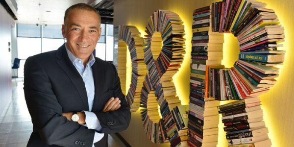 D&R'ın yeni Genel Müdürü Ahmet Coşar