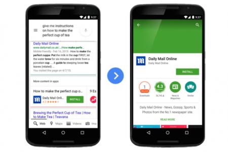 google-search-app-indexing-pazarlamasyon