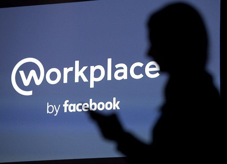 Facebook Workplace'i Kullanıma Açtı